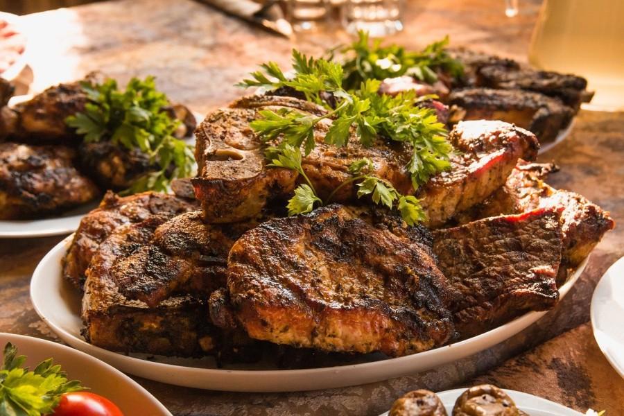 Mięso na obiad