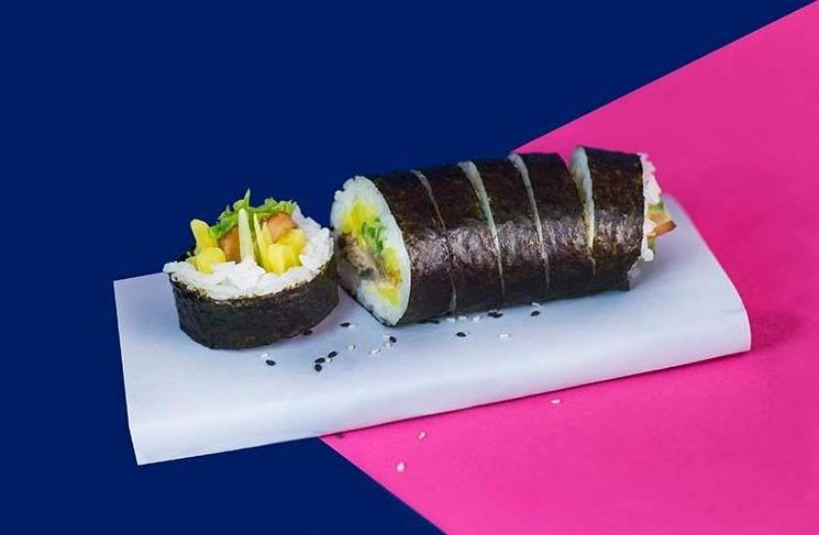 Sushi z Dąbrowy Górniczej