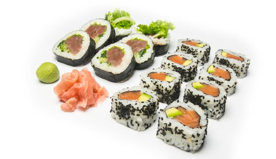 Sushi w Płocku
