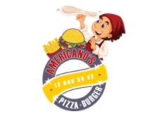 Logo Americanos Pizza